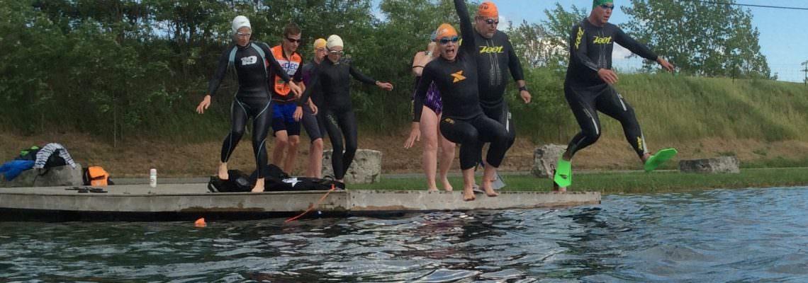 Open water swimming is now in full swing!
