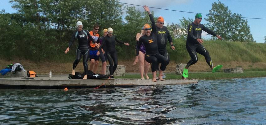 Open water swimming is now in full swing!