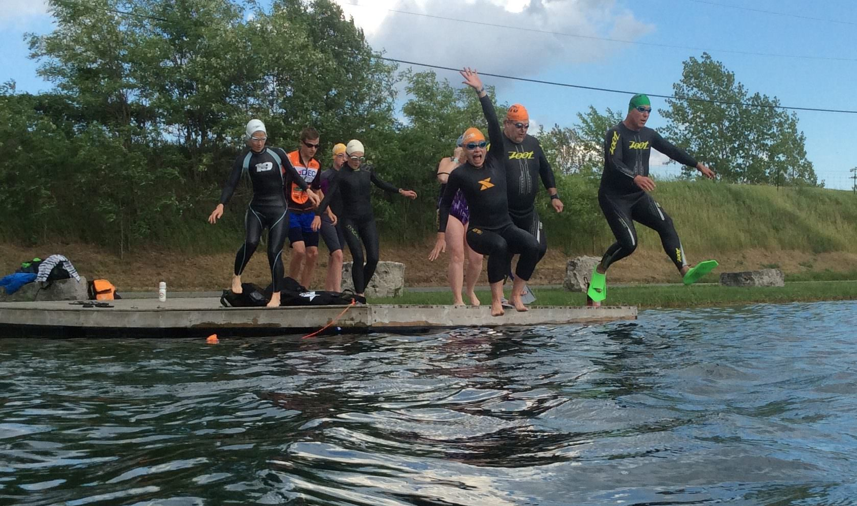 02855ad73ee Open water swimming is now in full swing!